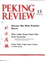 Peking Review - 1974 - 13