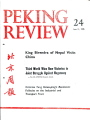 Peking Review - 1976 - 24