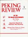 Peking Review - 1977 - 01