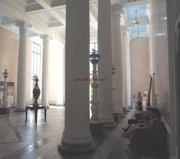 Spring No. 6 - Entrance Hall