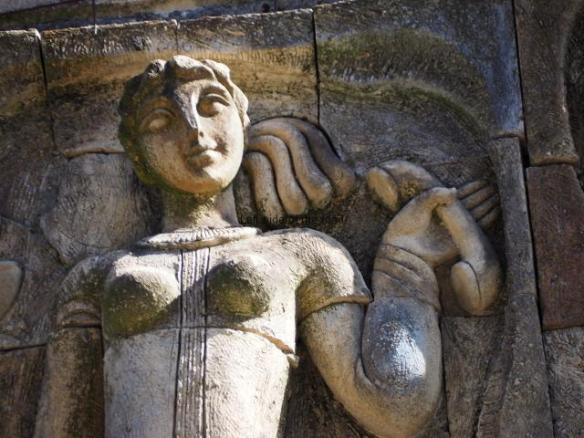 Georgian post-socialist depiction of women