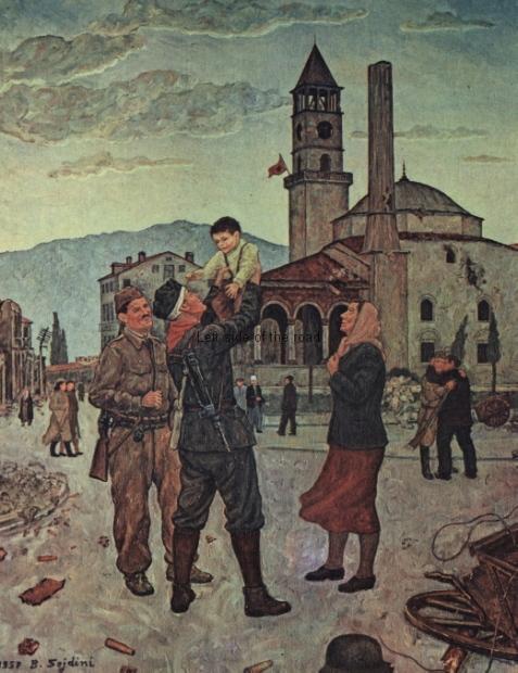 Bukurosh Sejdini - 17 November 1944 - 1957