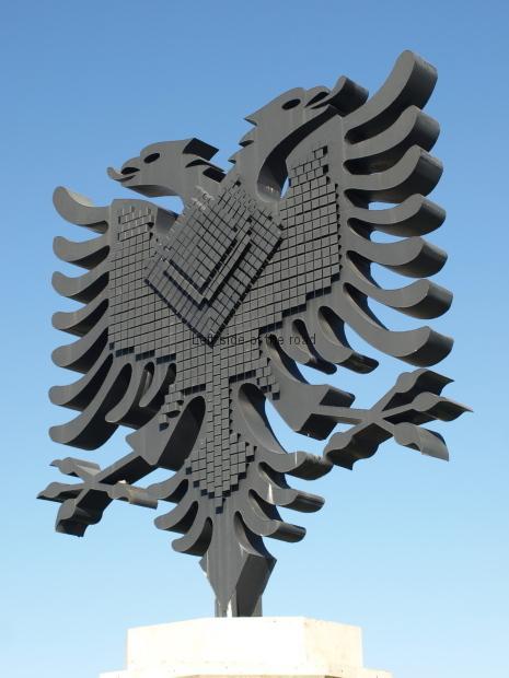 Fascist Eagle - Tirana