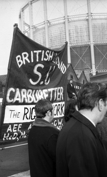 The Battle of Saltley Gate 1972 - 04