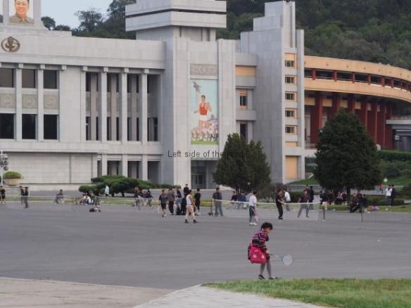 Pyongyang Sports Stadium