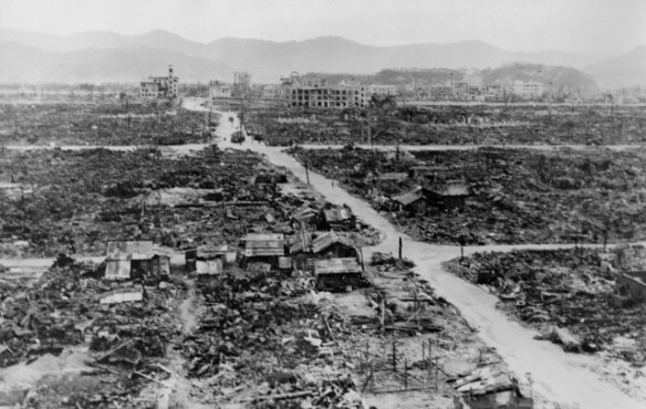Nakasaki 9th August 1945