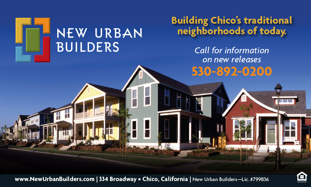 New Urban Builders print ad