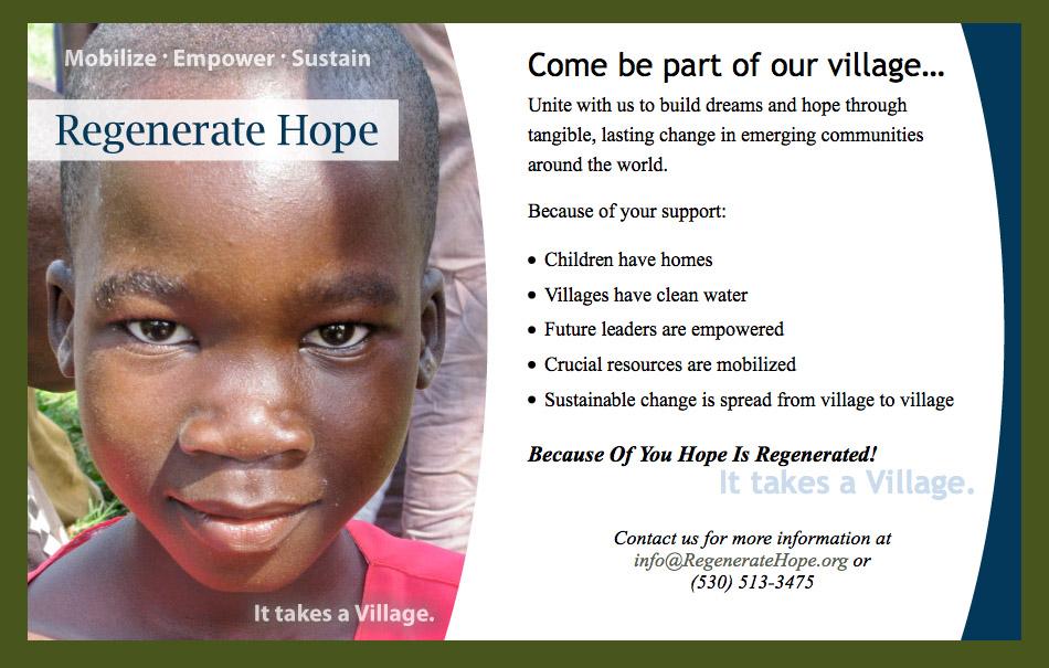 Regenerate Hope