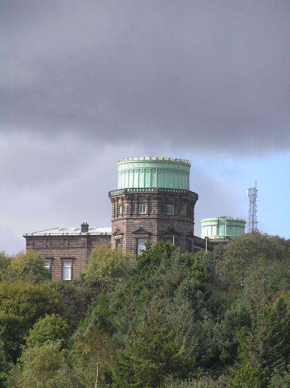 Edinburgh Observatory