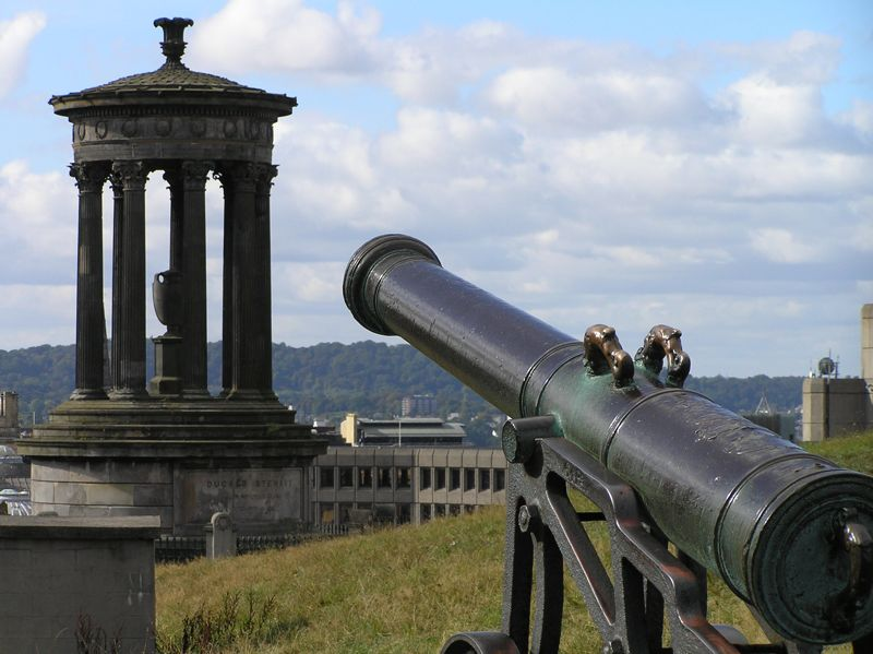Cannon Control to Protect Our Monuments!