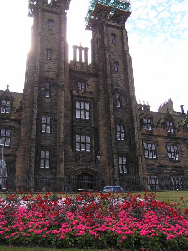 Edinburgh University School of Divinity.