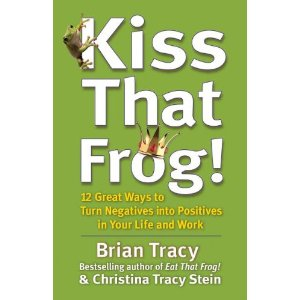 Kiss That Frog Book Cover