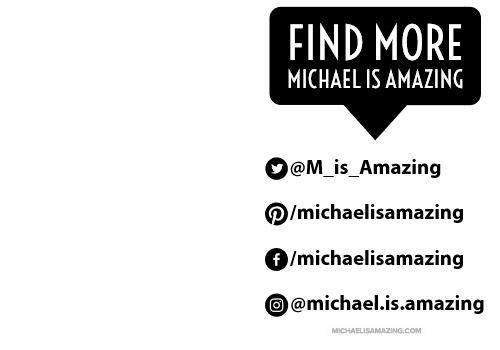 Michael is Amazing