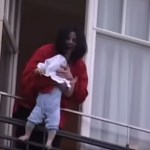 maxresdefault 39 - Michael Jackson dangles his baby over a hotel balcony