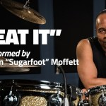 "maxresdefault 4 - Michael Jackson's Drummer Jonathan Moffett Performs ""Beat It"""