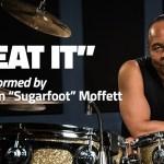 "maxresdefault 4 - Michael Jackson's Drummer Jonathan Moffett Performs ""Beat It"""