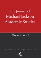 Journal-Vol1-Issue2 The Journal of Michael Jackson Academic Studies