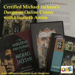 Certified Michael Jackson's Dangerous Online Video Course: Six-Lesson Online Video Course