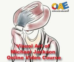 mjcourse Michael Jackson Visual Art Online Course