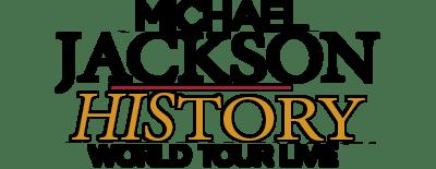Logo of Michael Jackson's HIStory Tour