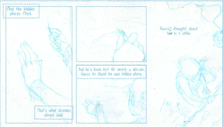 Pencils for IN MAPS & LEGENDS