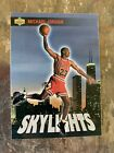 Michael Jordan Skylights Card 1993-94 Upper Deck Subset Card #466 – Chicago Bulls