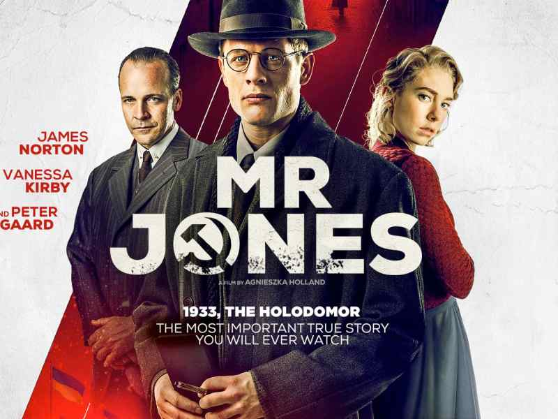 Mr Jones Movie Poster