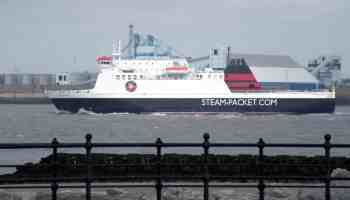 Ben-My-Chree Isle of Man Steam-Packet Company Ferry