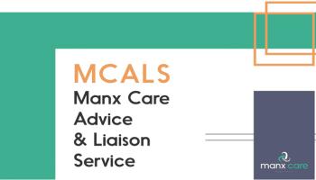 Manx Care Advice and Liaison Service Logo