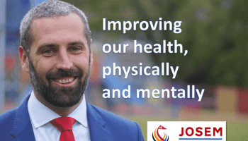 Improving our health, physically and mentally