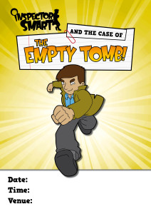 Case of the Empty Tomb Poster