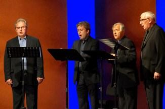 Hilliard Ensemble, Ruhrtriennale 2011 © Michael Kneffel