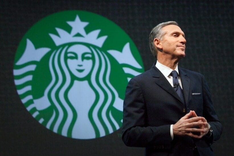 Opinion: Starbucks CEO steps down to improve American coffee culture