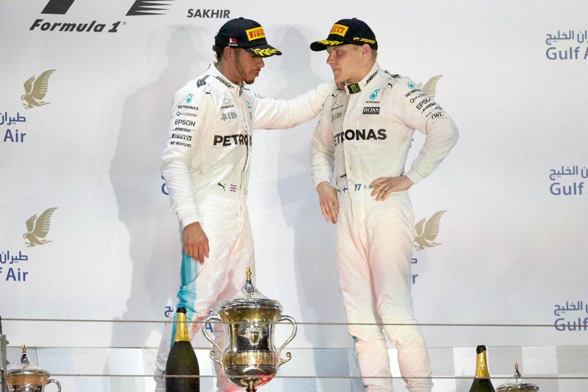 Is it time for team orders at Mercedes?