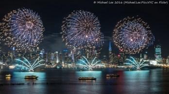 Lunar New Year Fireworks 2016