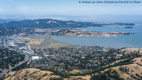Tiburon and San Quentin