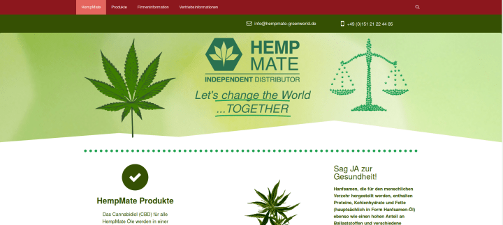 HempMate Greenworld