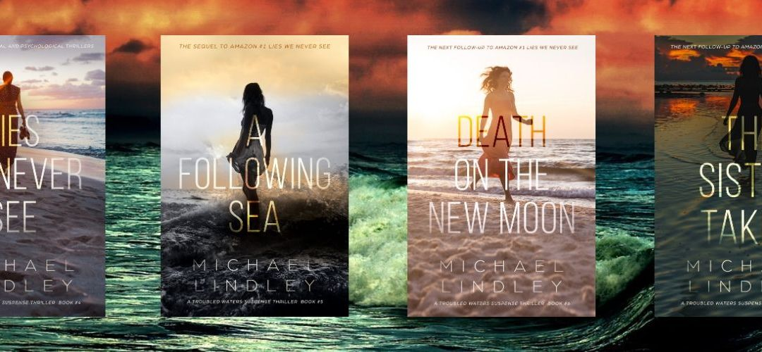 "As DEATH ON THE NEW MOON rises to #1 on AMAZON… a title change and new cover reveal for the next ""Hanna and Alex Low Country"" suspense thriller to debut in January."