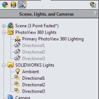 Render Region - SOLIDWORKS 2015 #SOLIDWORKS #PhotoView360