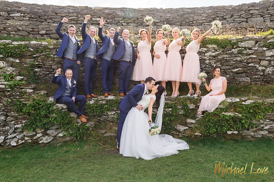 Wedding Photos An Grianan Letterkenny