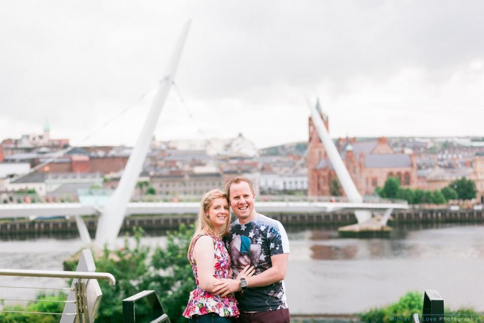Annemarie & Kevin's Ebrington Engagement Photos