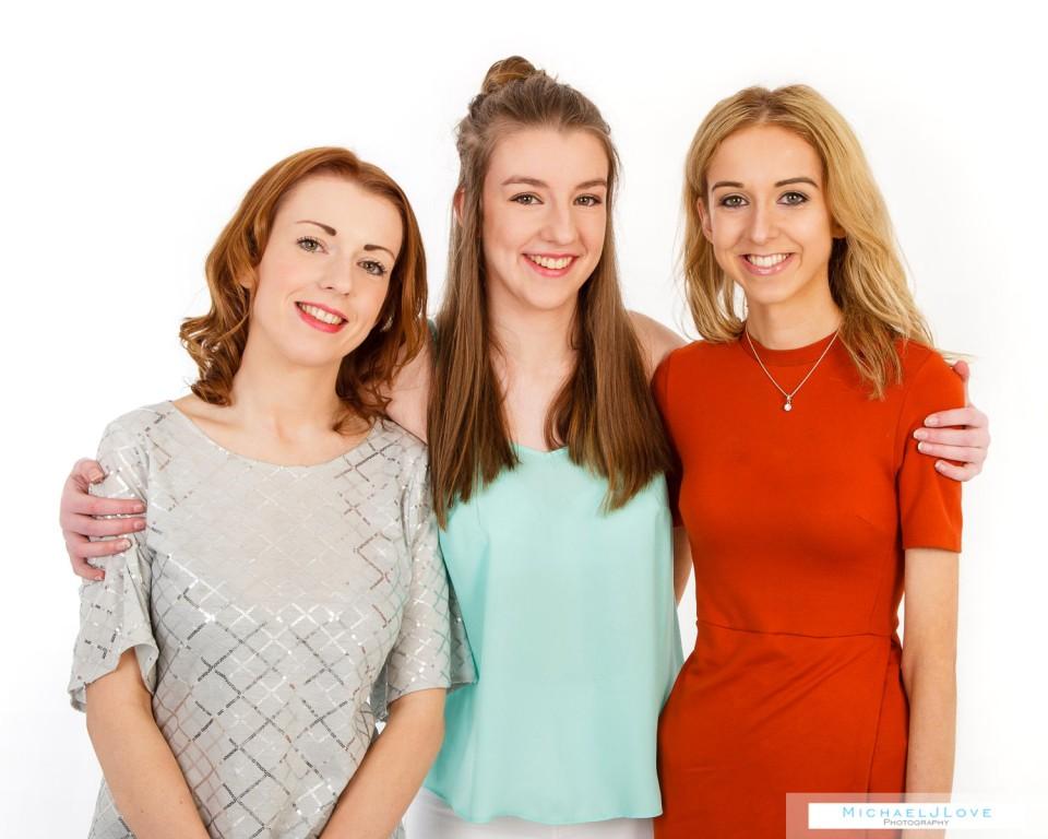 Studio Family Portraits, Derry Londonderry, O'Hara Family