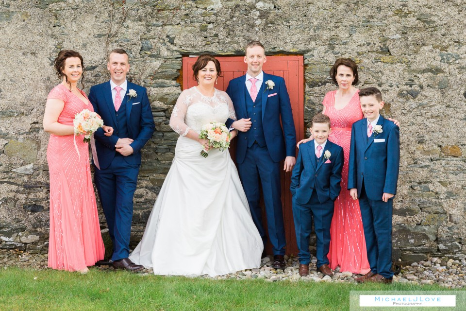 Ballyliffin Hotel Wedding, Donegal - Roisin & David
