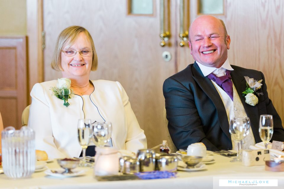 Royal Court Hotel Wedding - Heather & Phil