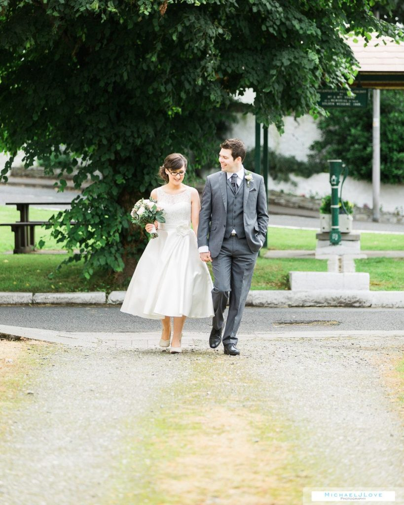 McGrory's Hotel wedding, Donegal, Kate & Dan