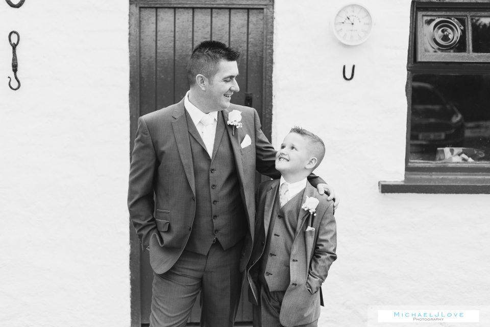 Kee's Hotel Wedding, Stranorlar - Emma & Gregory
