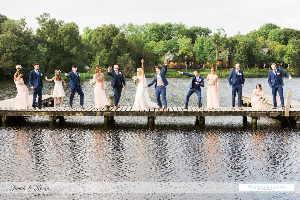 Lusty Beg Wedding, Donegal - Sarah & Kevin