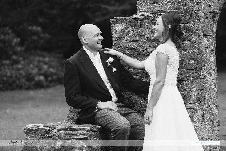 Beech Hill Hotel wedding, Angie & Gary