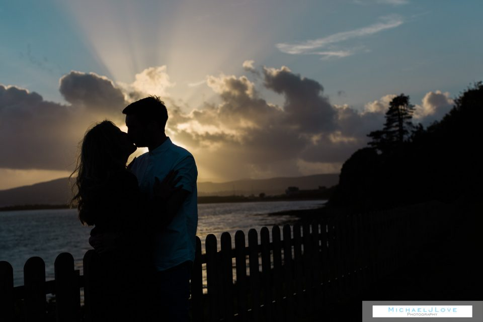 Sunset Engagement Photos - Donegal
