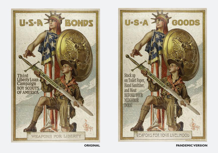 USA Bonds / USA Goods - Michael Lutjen